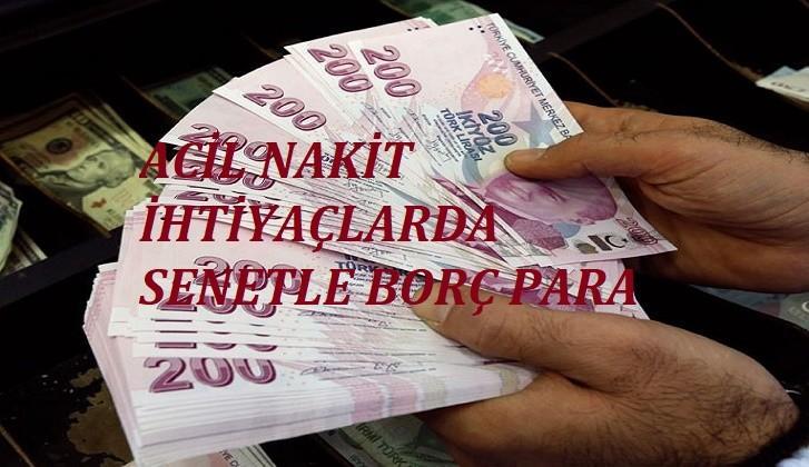 Senetle Borç Para, Bir Finansçı