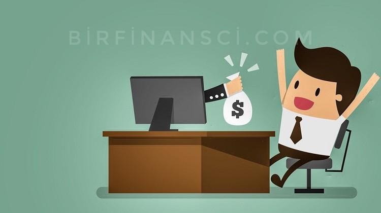 Para Kazanma Yolu Nereden Geçer, Nasıl Bulunur?, Bir Finansçı