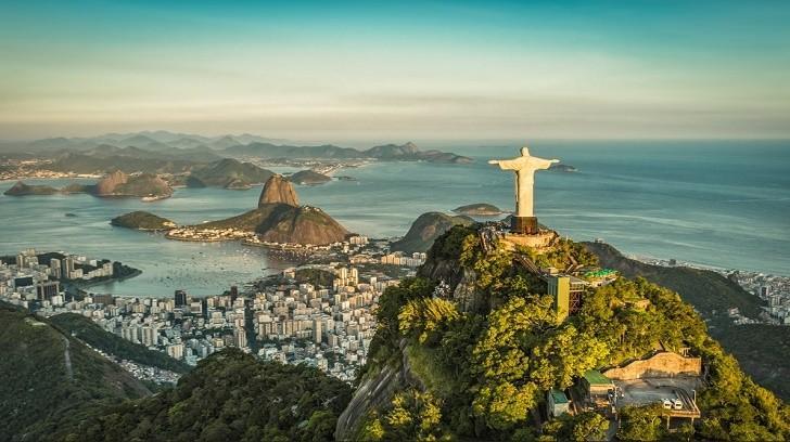 Brezilya'da Gezilecek Yerler, Bir Finansçı