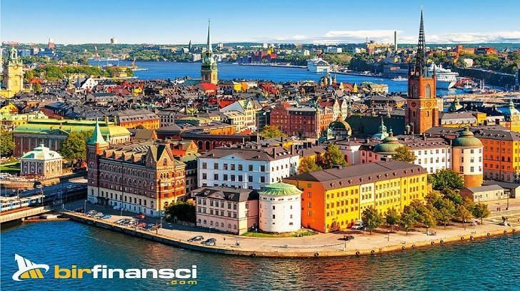 İsveç'te Çalışmak, Yaşam, İş Kurmak, İsveç'te Maaşlar, Bir Finansçı