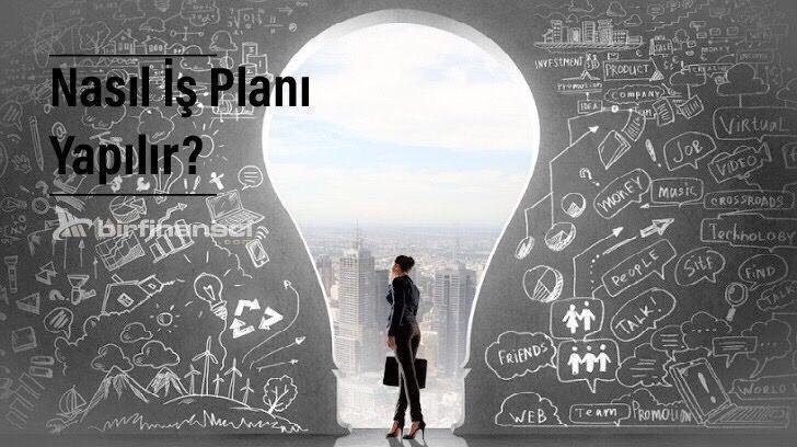 Nasıl İş Planı Yapılır?, Bir Finansçı