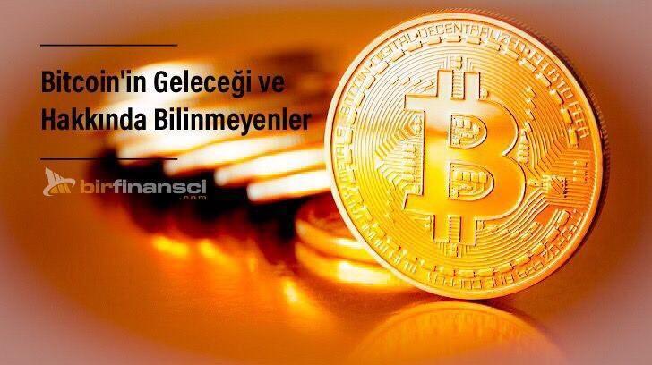 Bitcoin'in Geleceği ve Hakkında Bilinmeyenler, Bir Finansçı