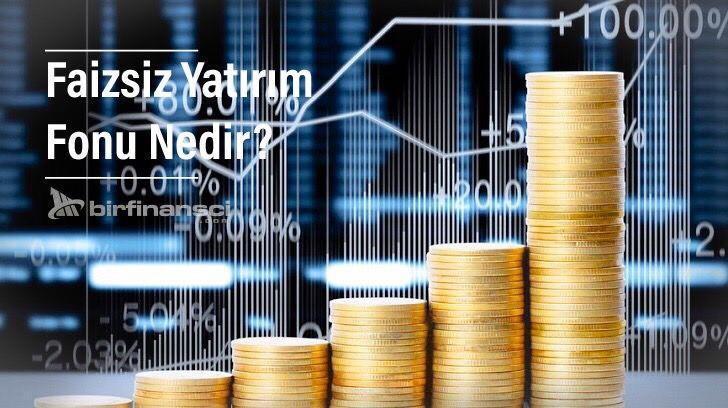 Faizsiz Yatırım Fonu Nedir?, Bir Finansçı