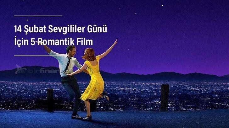 14 Şubat Sevgililer Günü İçin 5 Romantik Film, Bir Finansçı
