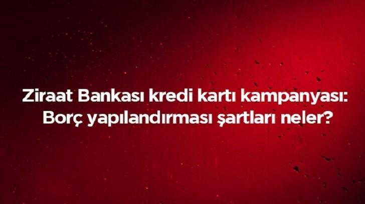 Ziraat Bankası Kredi Kartı Yapılandırma Kredisi, Bir Finansçı