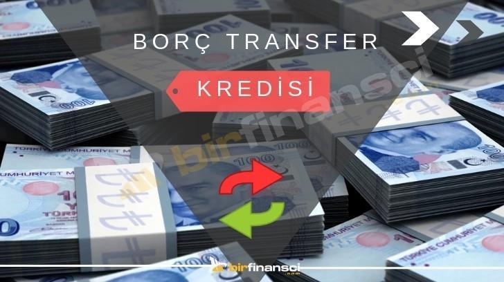 Borç Transfer Kredisi, Bir Finansçı