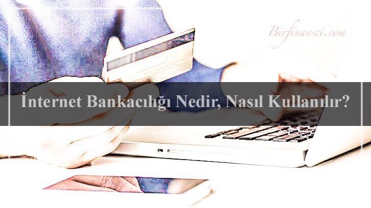 İnternet Bankacılığı Nedir, Nasıl Kullanılır?, Bir Finansçı