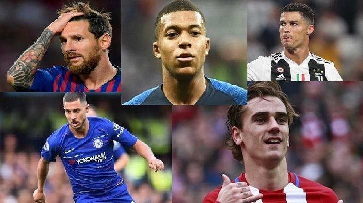 Dünyanın En İyi 5 Futbolcusu, Bir Finansçı