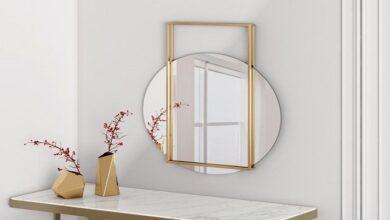 Evde Ayna Yapımı
