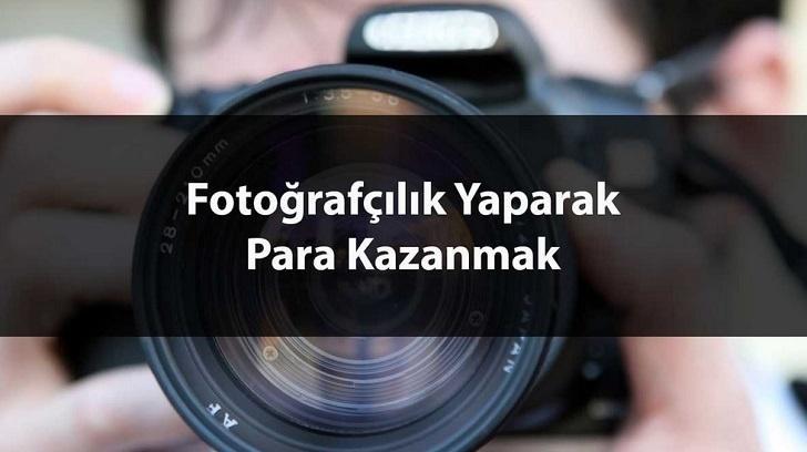 Fotoğrafçılık Yaparak Para Kazanma Yöntemleri, Bir Finansçı