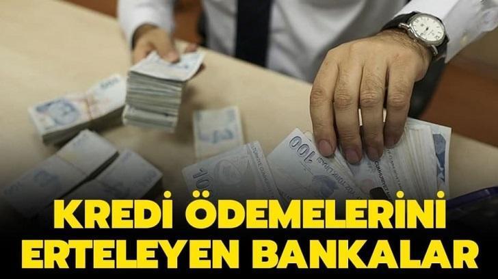 Bankalar Kredi Borçlarını Erteledi Mi?, Bir Finansçı