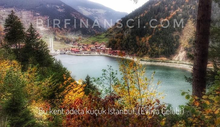 Küçük İstanbul Trabzon'da Görülmesi Gereken Yerler, Bir Finansçı