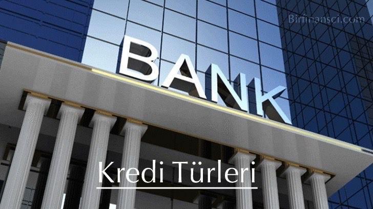Kredi Türleri Nelerdir? Kaç Çeşit Kredi Vardır?, Bir Finansçı