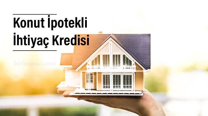 Ev İpotekli Kredi-Konut İpotekli İhtiyaç Kredisi, Bir Finansçı