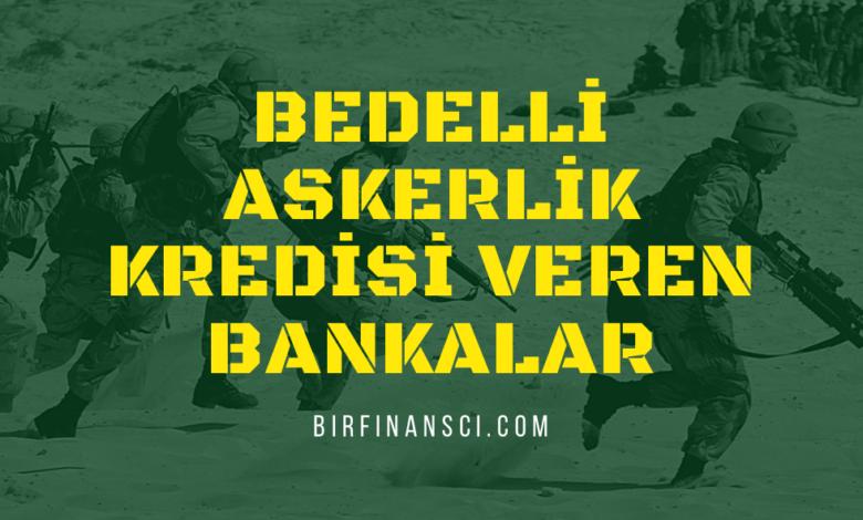 Bedelli Askerlik Kredisi Veren Bankalar ve Şartları, Bir Finansçı