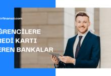 Öğrencilere Kredi Kartı Veren Bankalar, Bir Finansçı
